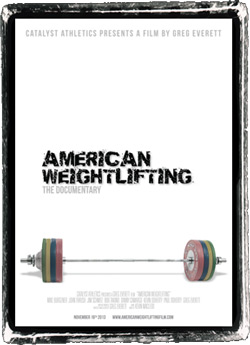 american weightlifting